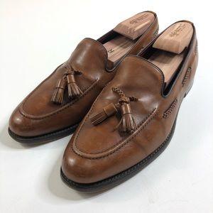 Charles Tyrwhitt Mens tassel loafers size 9.5